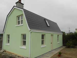 External Wall Insulation Cork