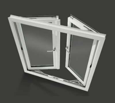 uPVC windows cork